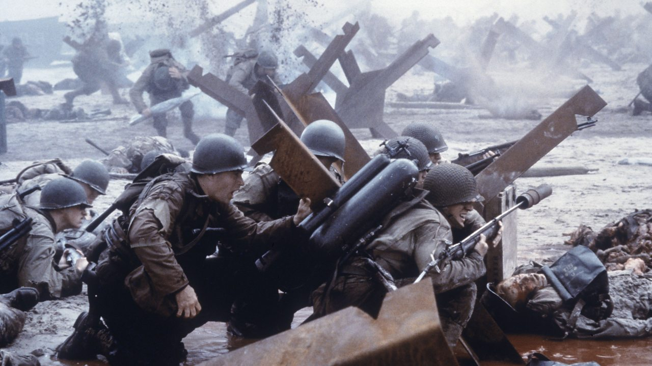 How do we remember D-Day in popular culture?