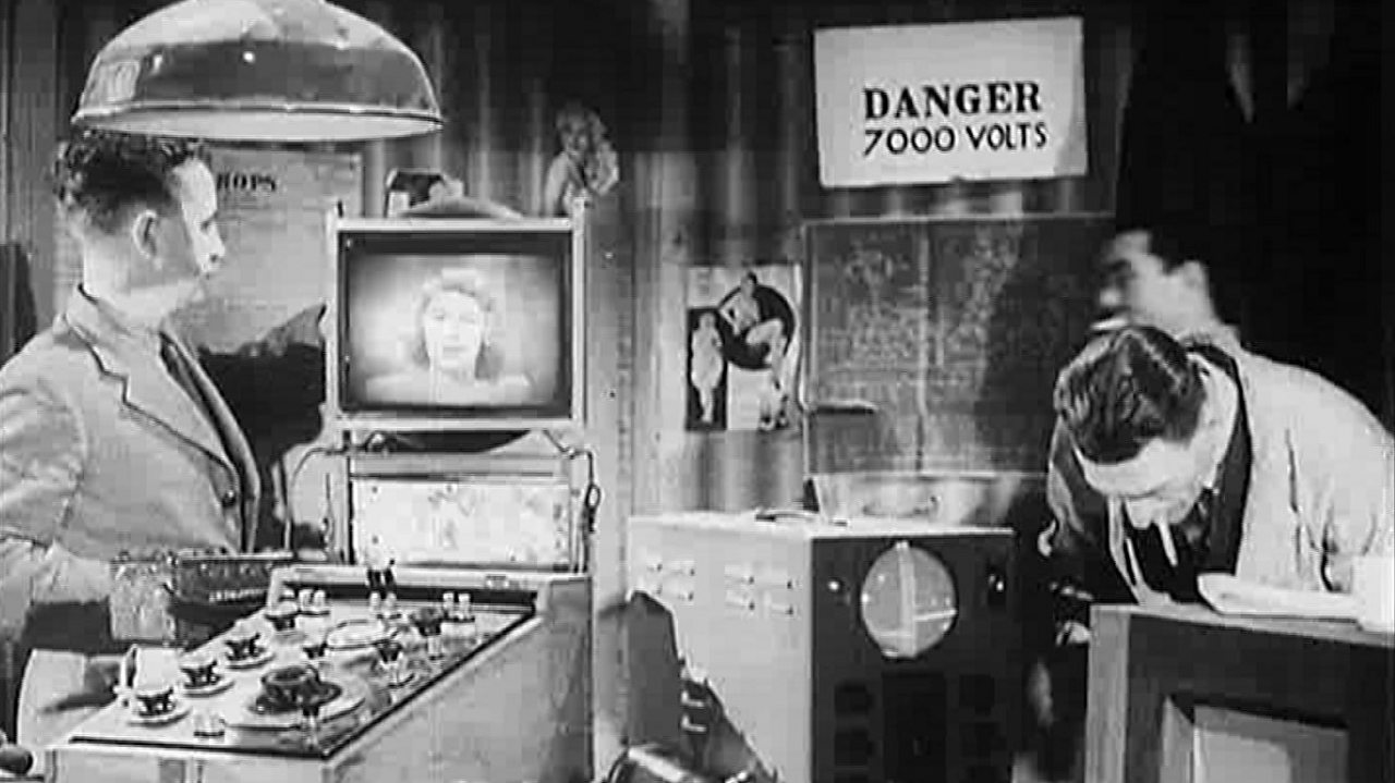 Television is here again, 1946