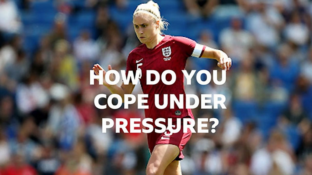 Tackling stress at the Women's World Cup