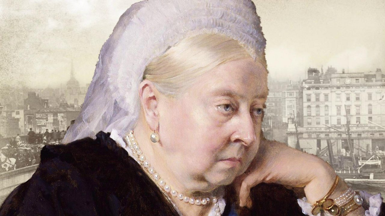 Why did Queen Victoria buy a Scottish castle?
