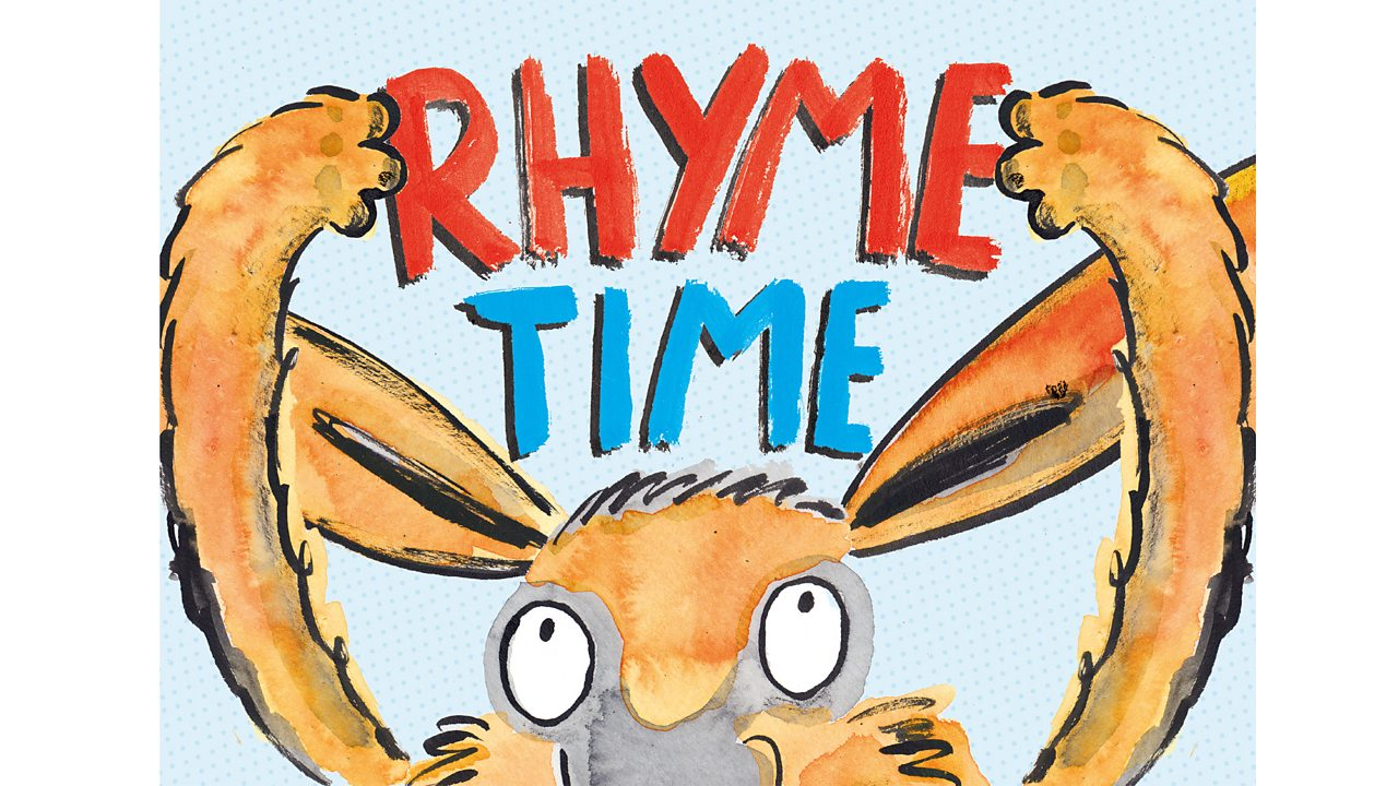 Look in a Book: Rhyme Time