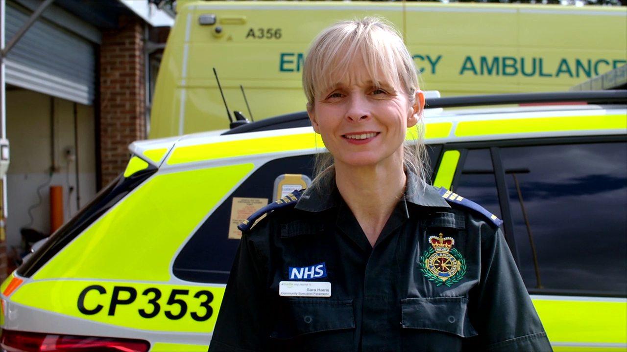 Sara: community paramedic