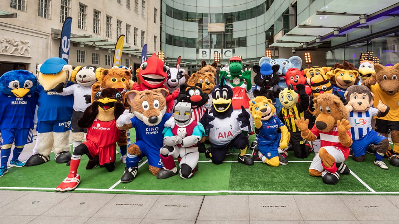 Supermovers mascot films