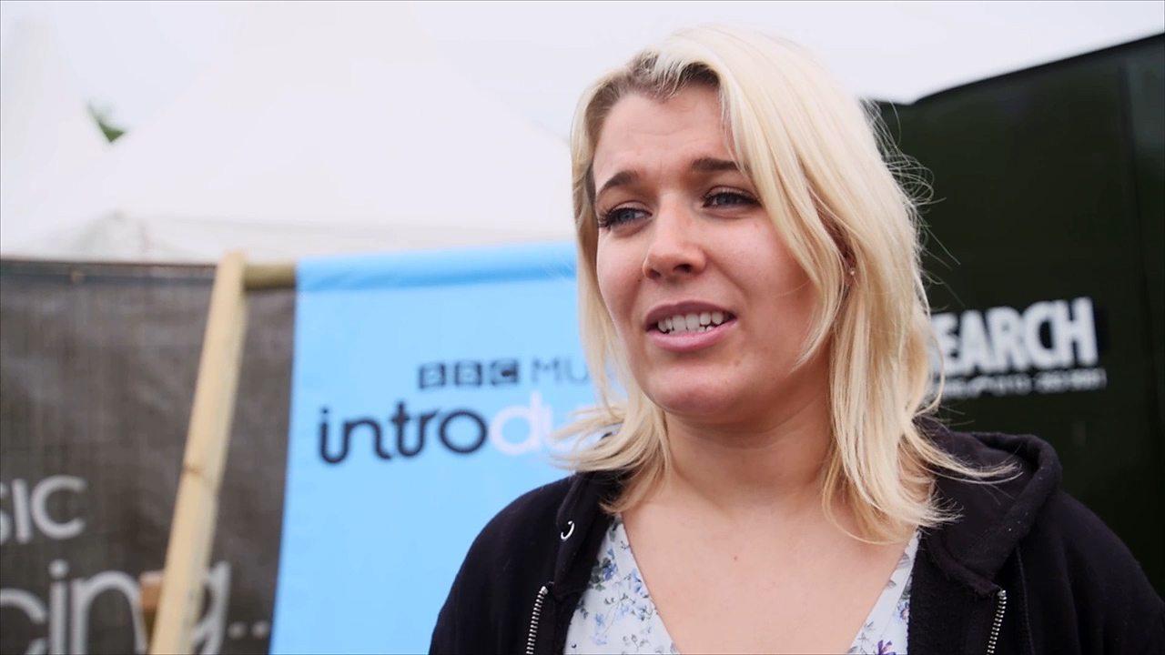 Betty: Festival volunteer