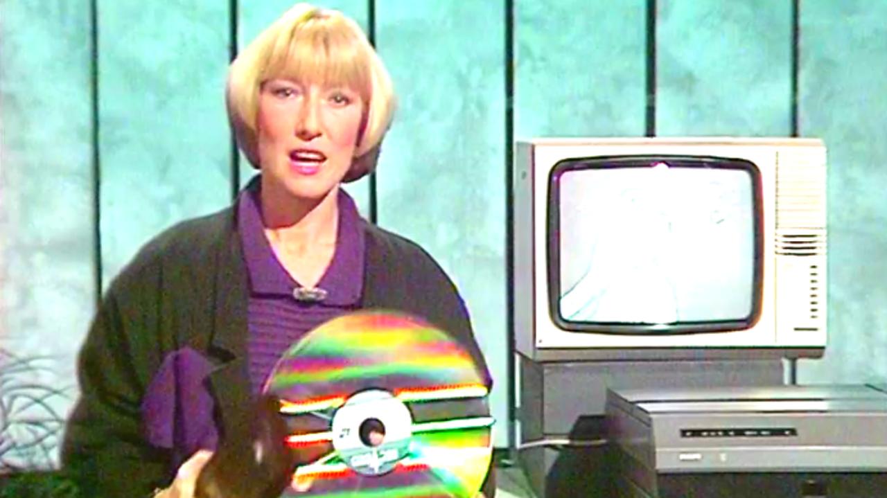 Optical storage technology, 1986