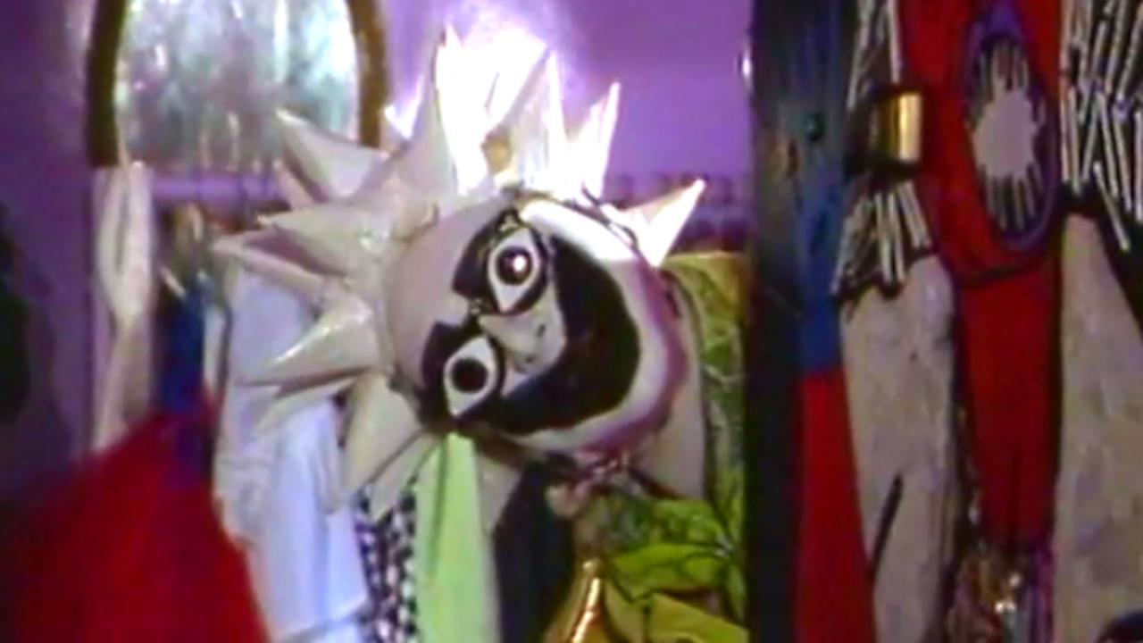 Leigh Bowery nightclub fashion, 1986