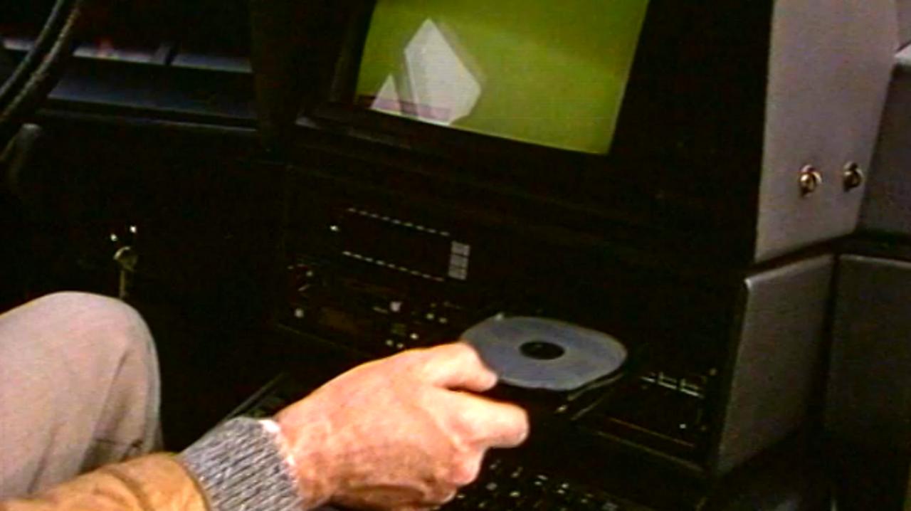 Sat Nav CD, 1986