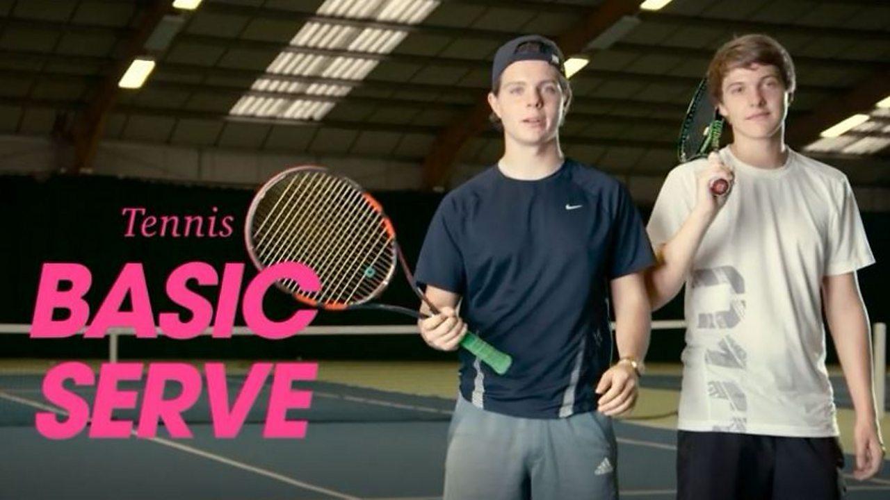 Tennis - Essential skills