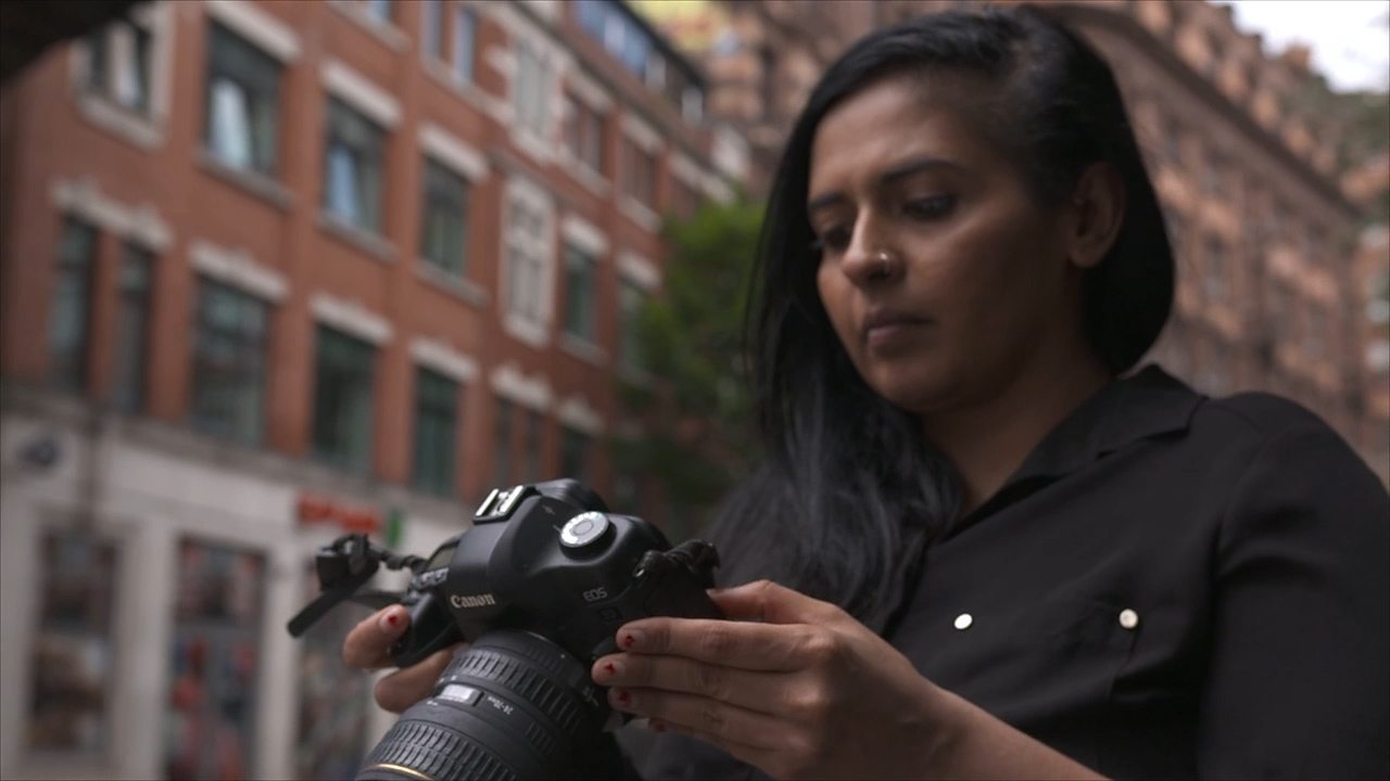 Priti: Music photographer
