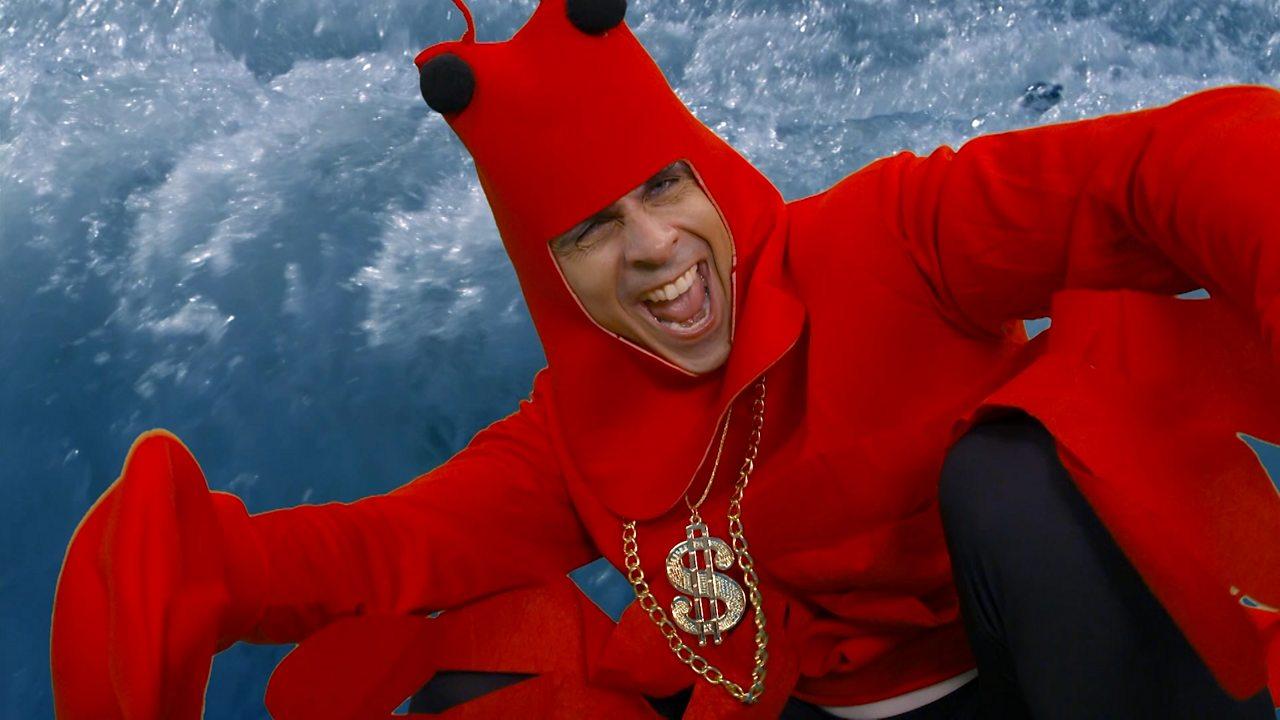 Andy's Raps: Ocean Sensation