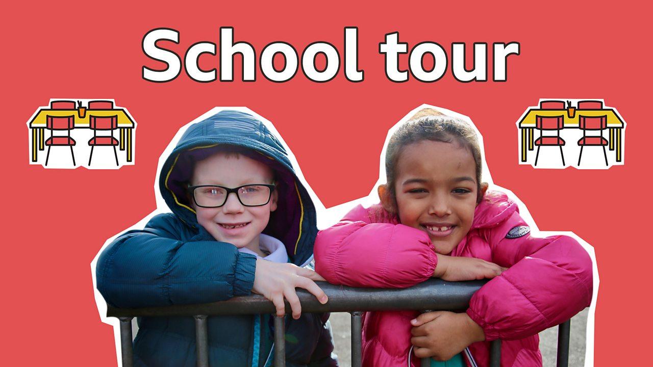 Primary school life: school tour