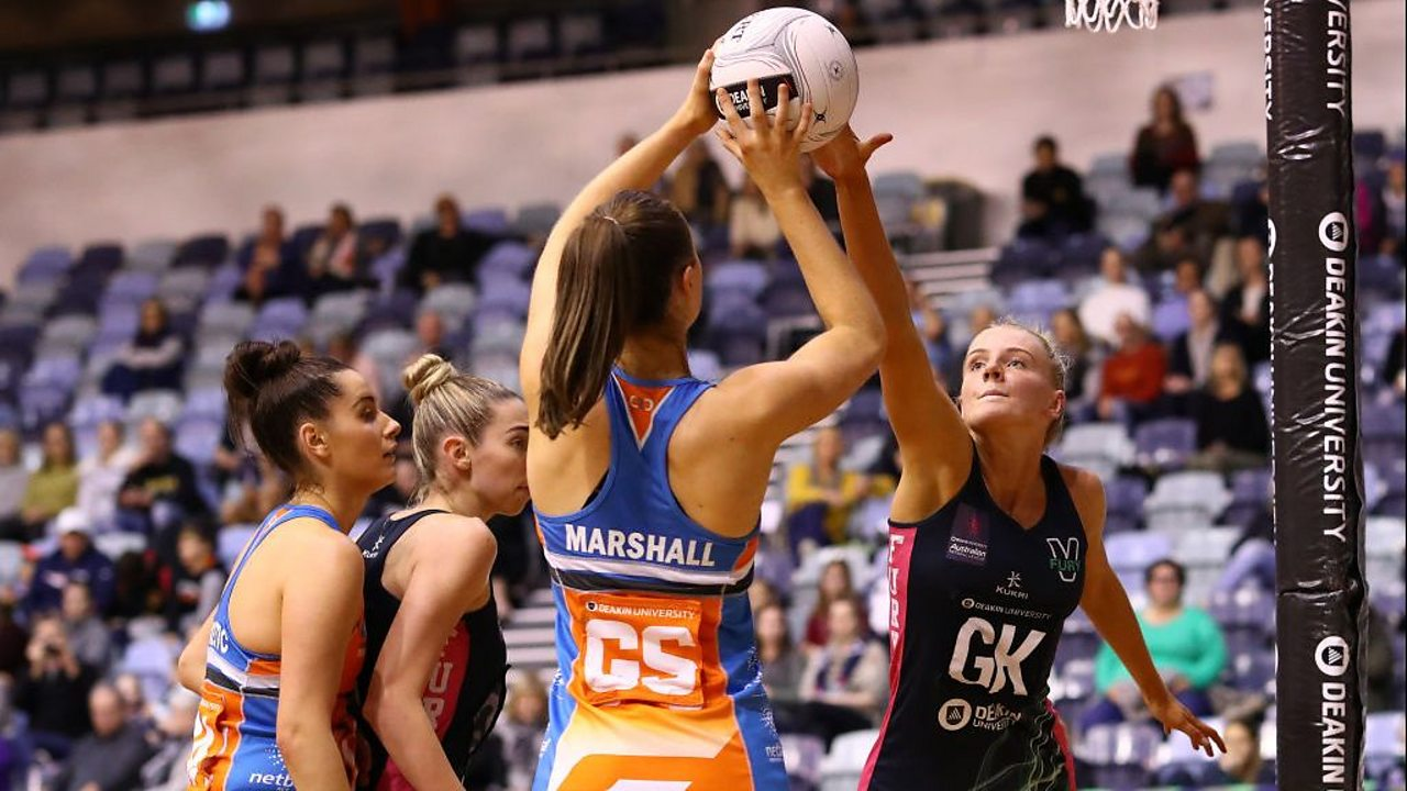 Netball jargon you need to know