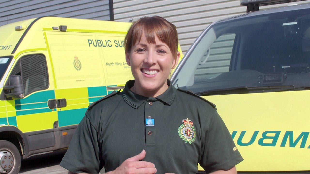 Hannah: HART paramedic
