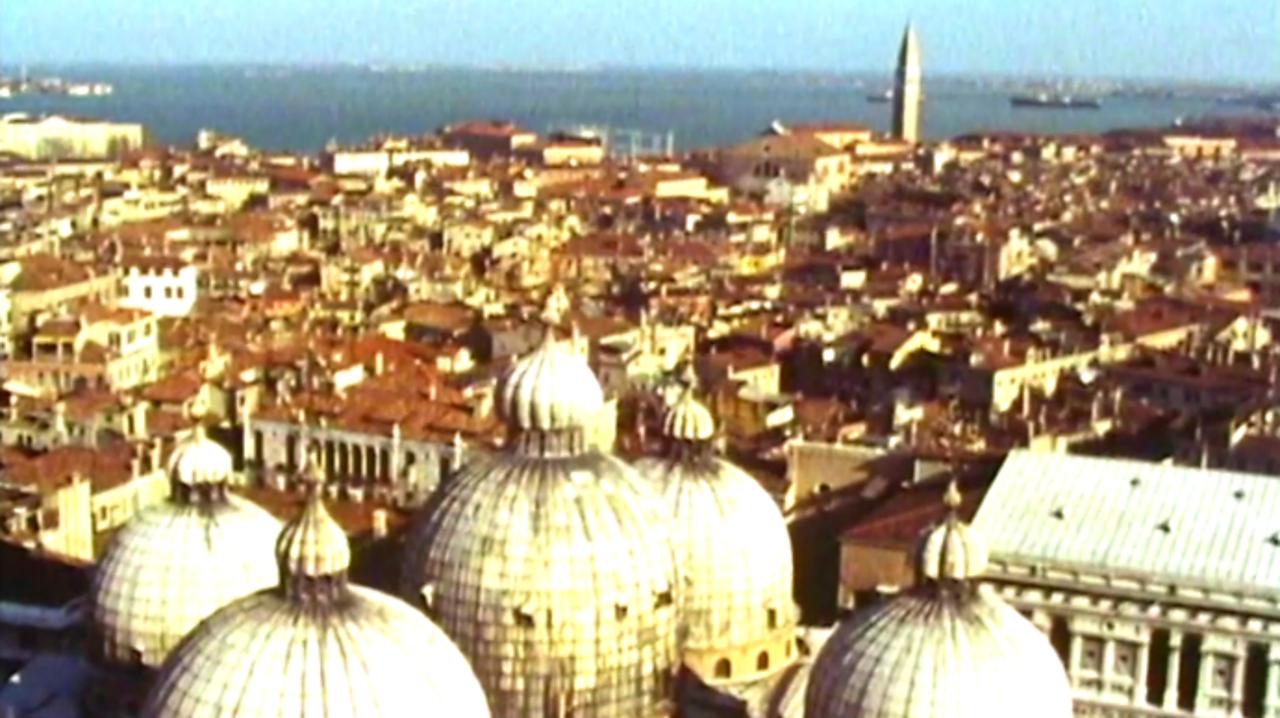Venice, The Vanishing Lady, 1969