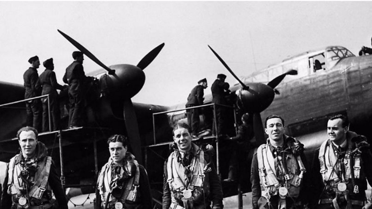 WW2: Could you be part of a Lancaster Bomber crew?