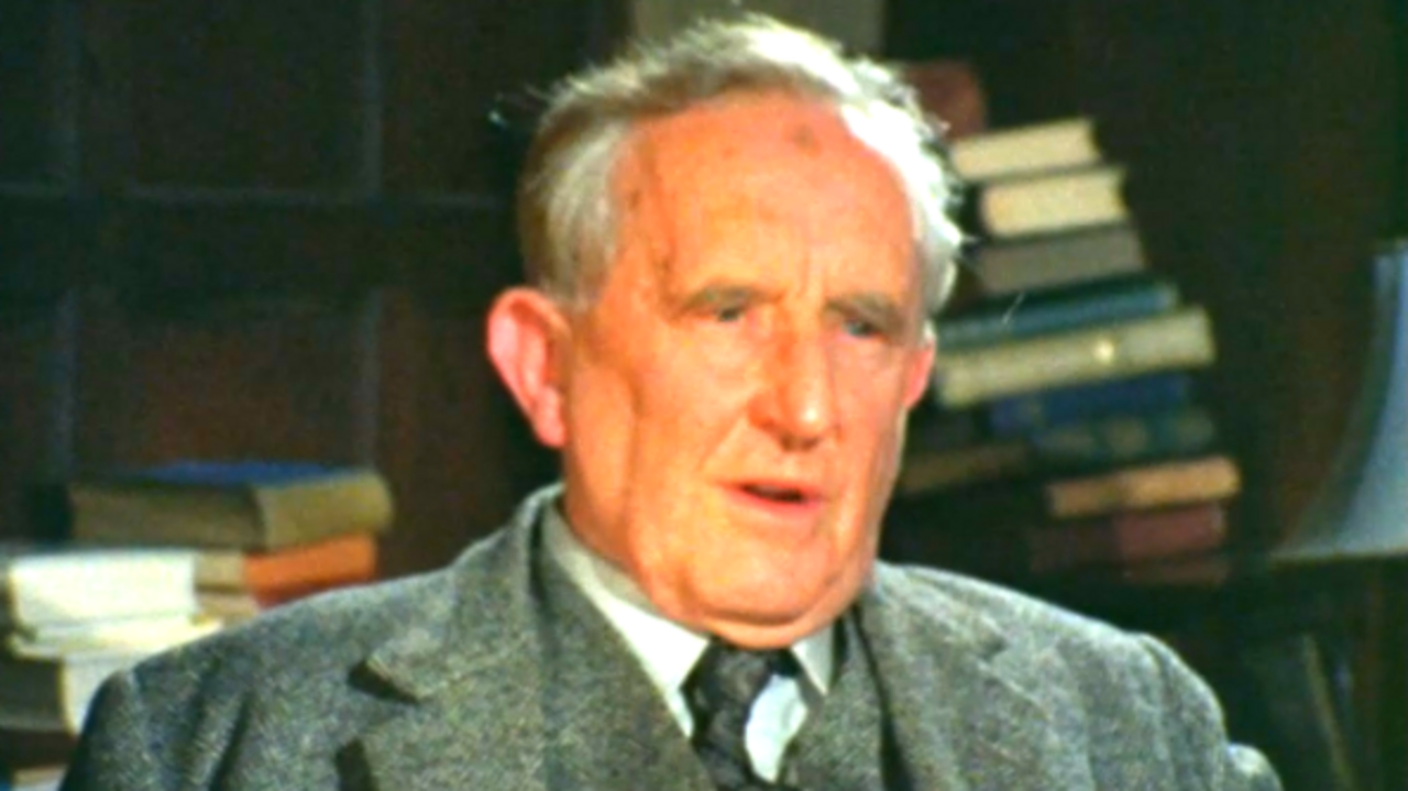 Tolkien on invented language, 1968