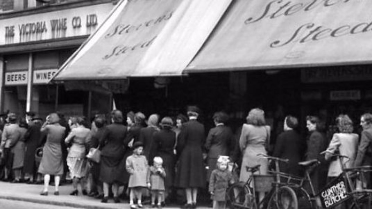 WW2: Could the rationing diet make you healthier?