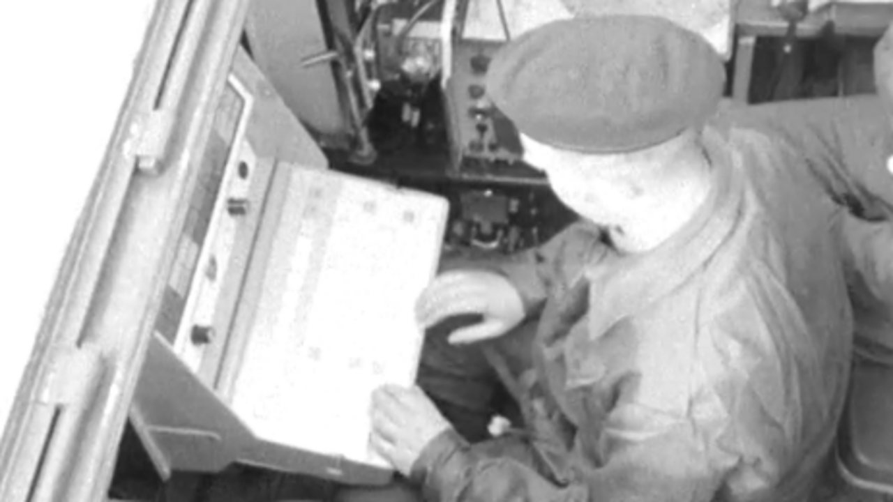 Computer aided weaponry, 1967