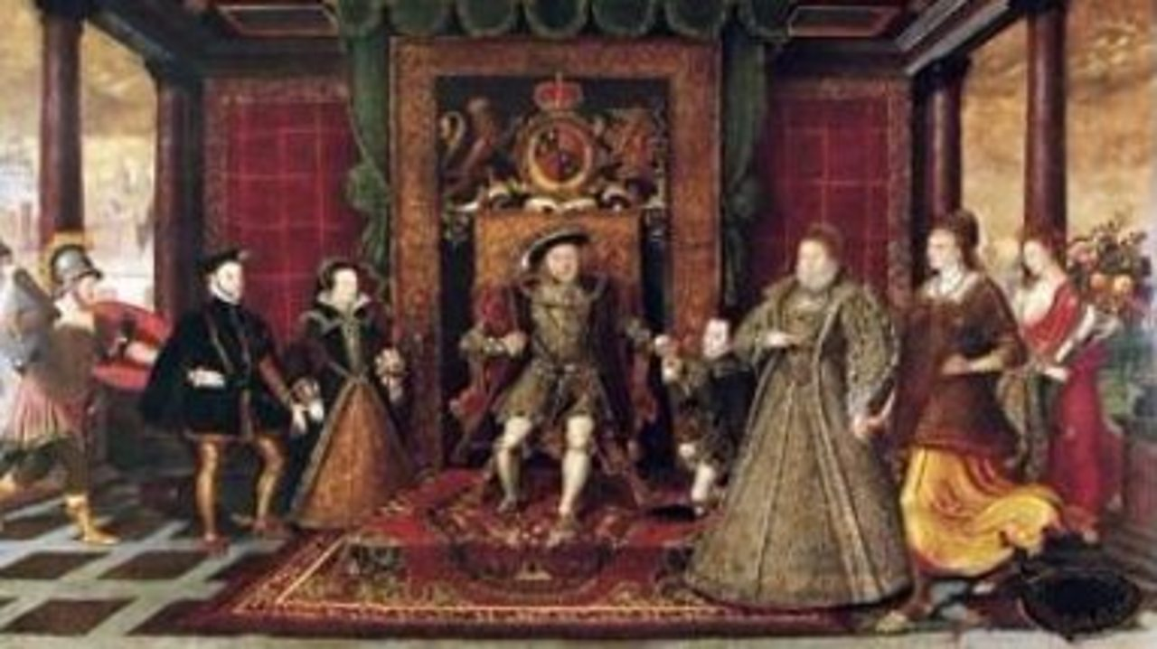 How did Henry VIII use sex and power to secure his legacy?