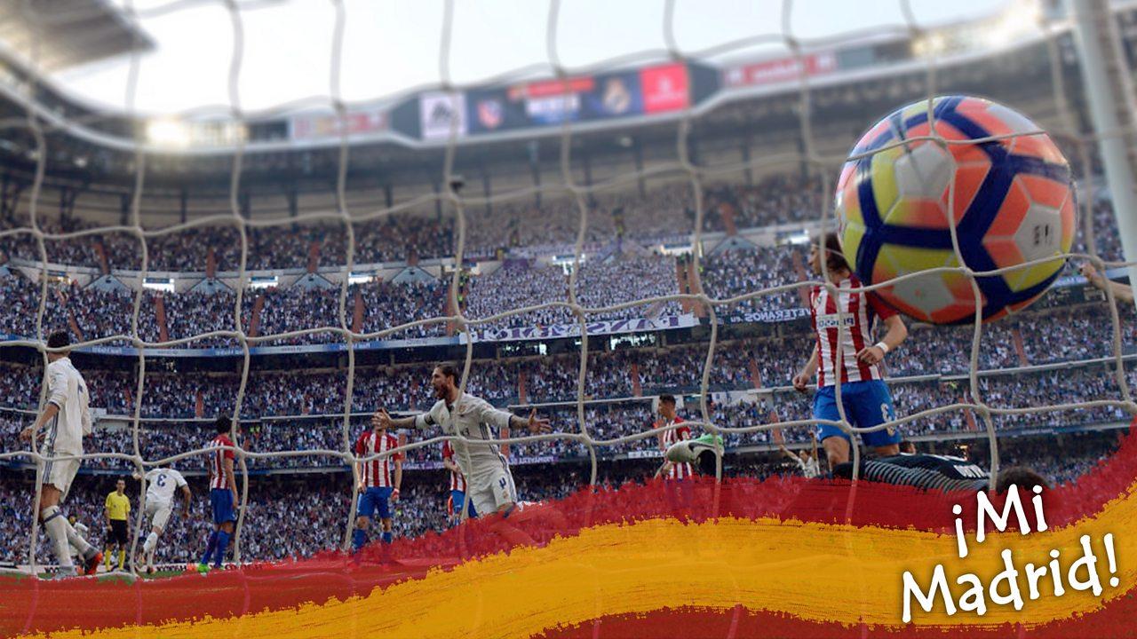 8: ¡Hala Madrid! (Come on, Madrid!)