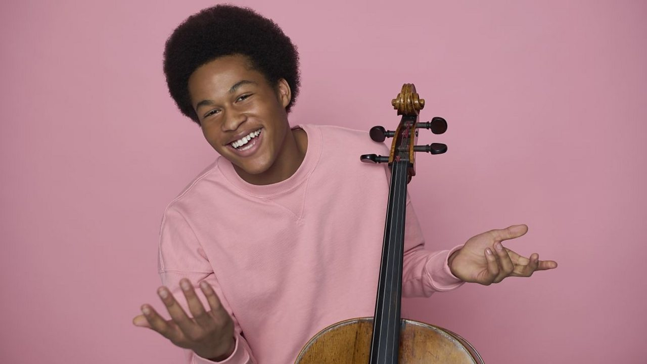 Sheku Kanneh-Mason on life as a young classical musician