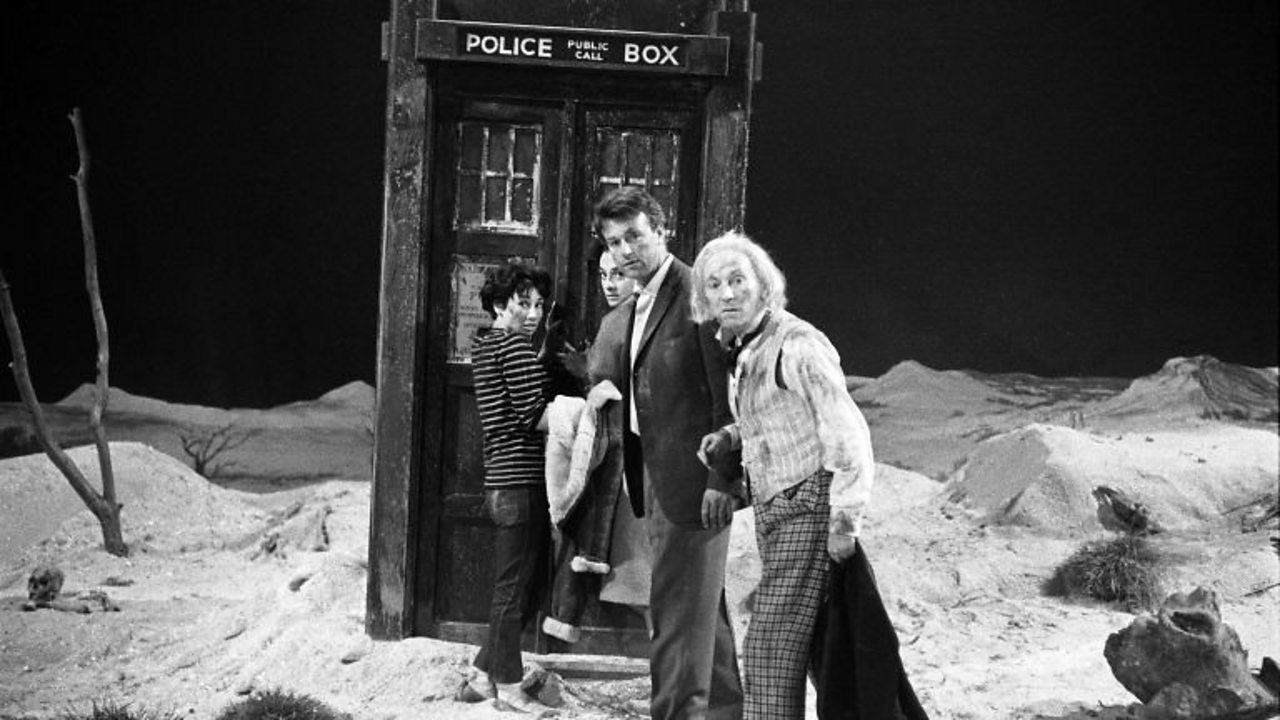 An Unearthly Child Dr Who