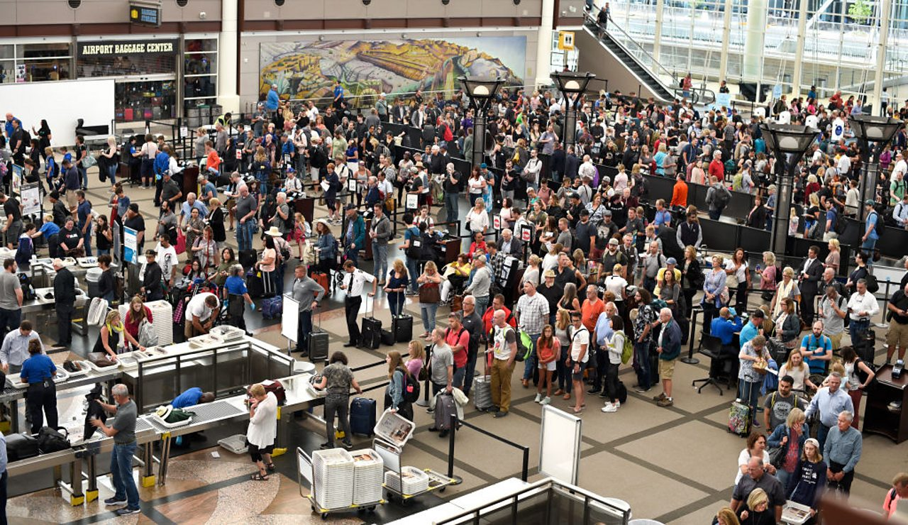 A beginner's guide to airport security