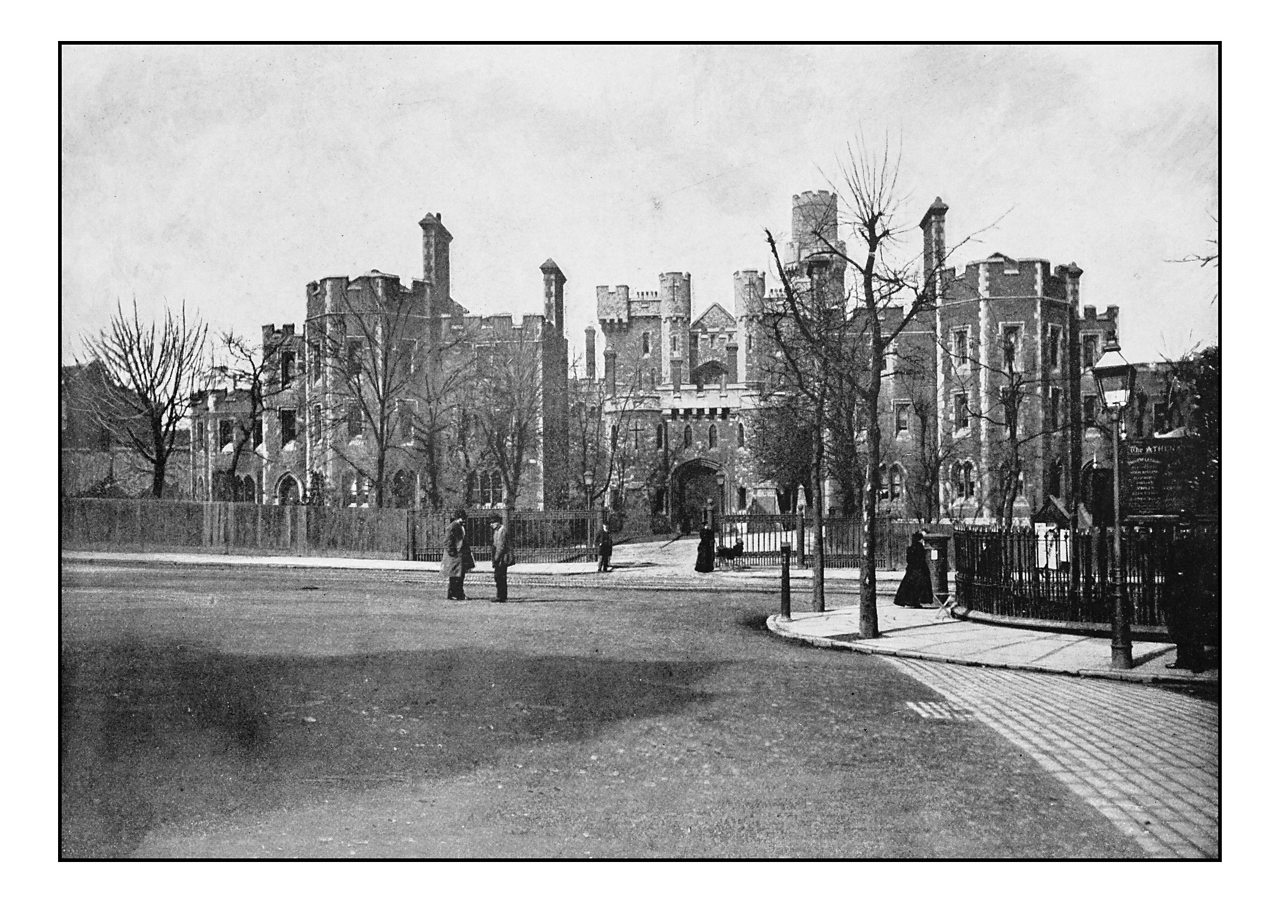 Photograph of Holloway Prison