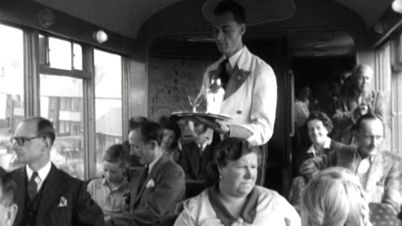 The Devon Belle, 1952