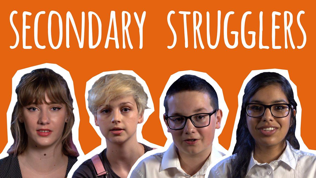 Secondary school strugglers