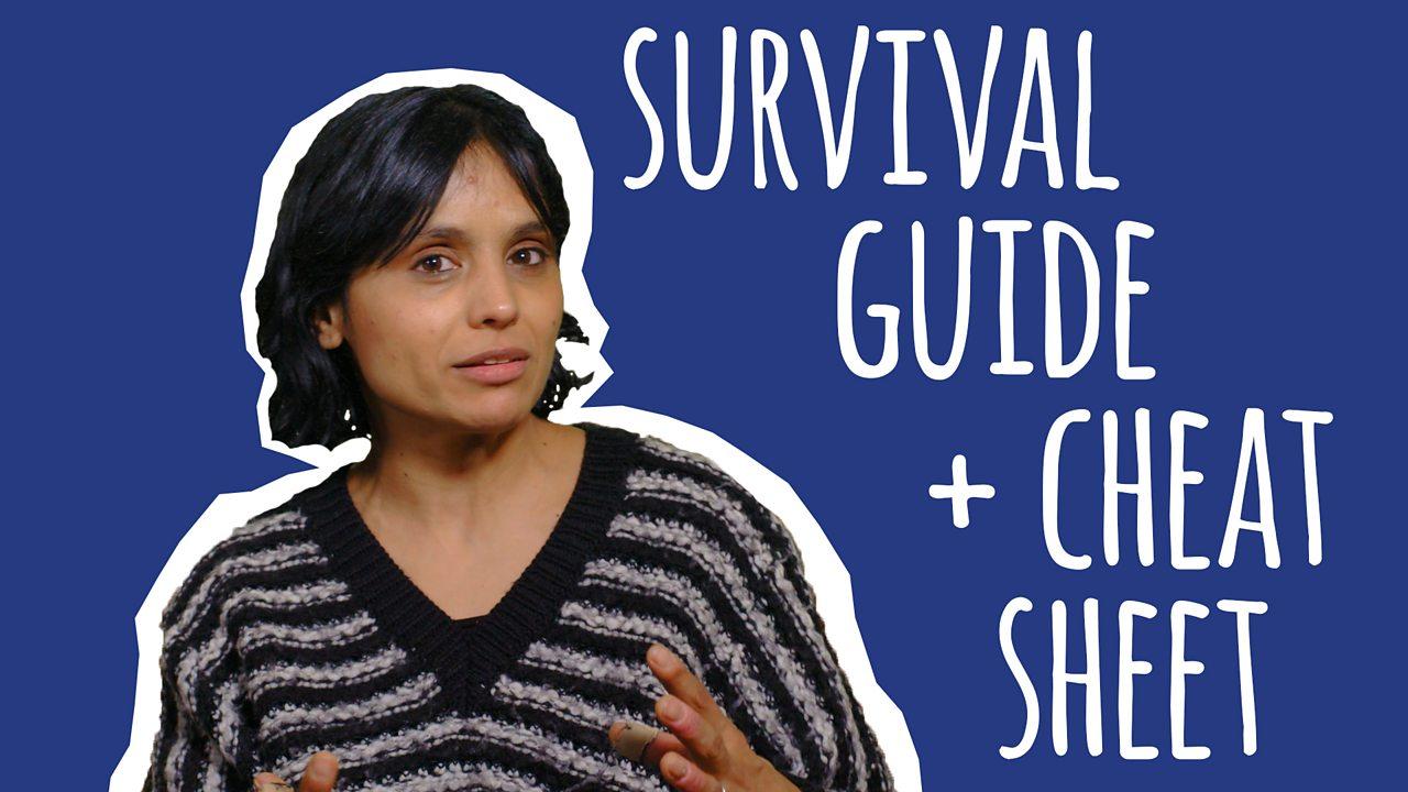 Parental survival guide & cheat sheet