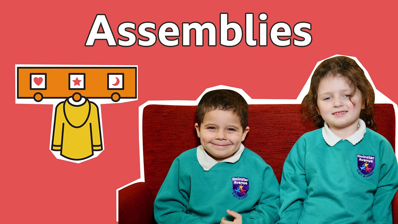 Primary school life: assemblies