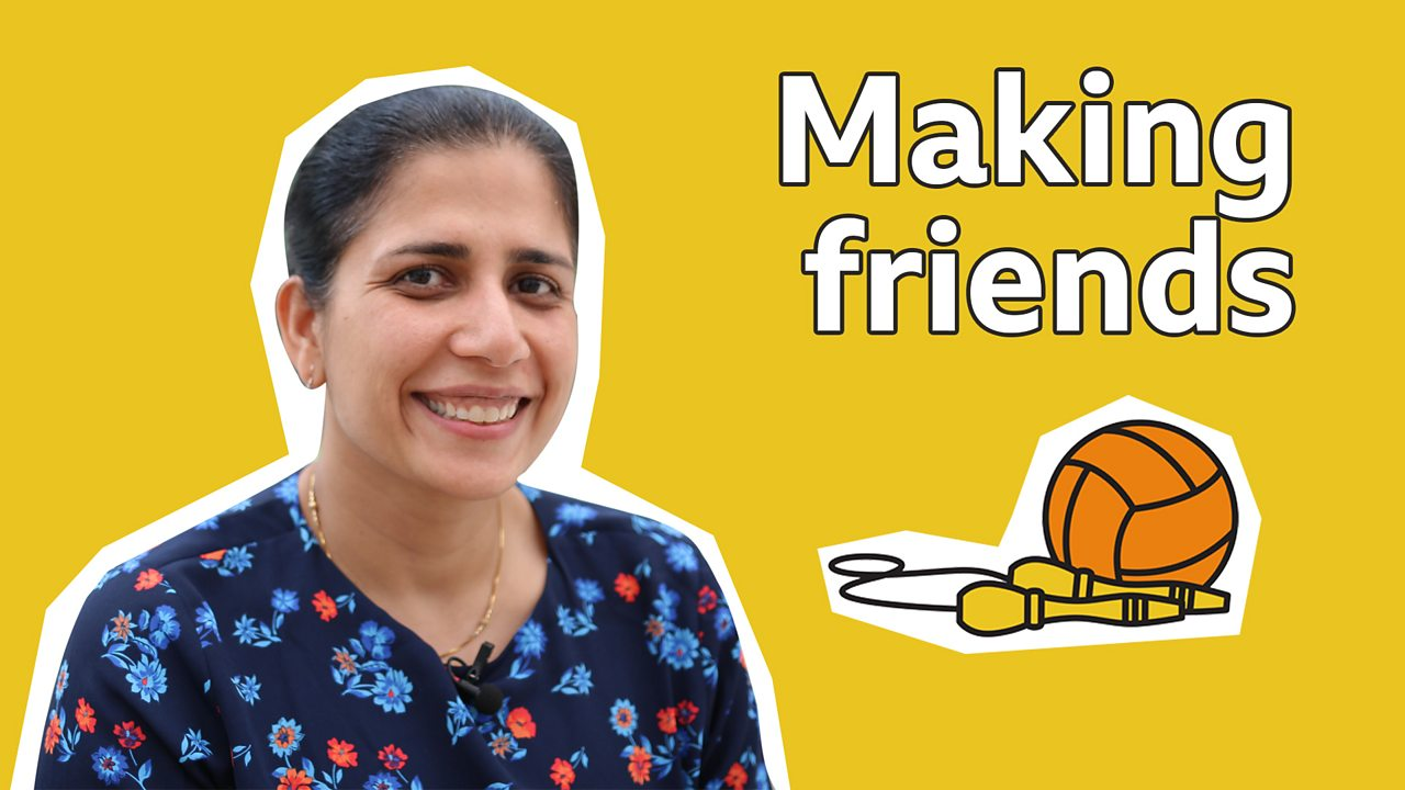 How to help your child make friends at school