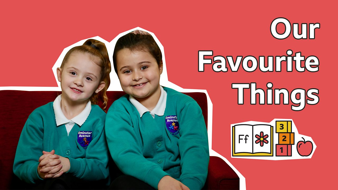 Primary school life: favourite things
