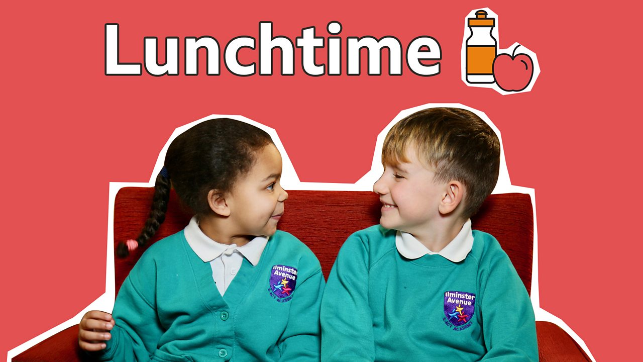 Primary school life: lunchtime