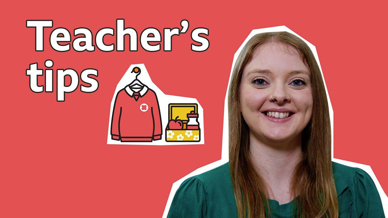 Primary school life: teacher's tips