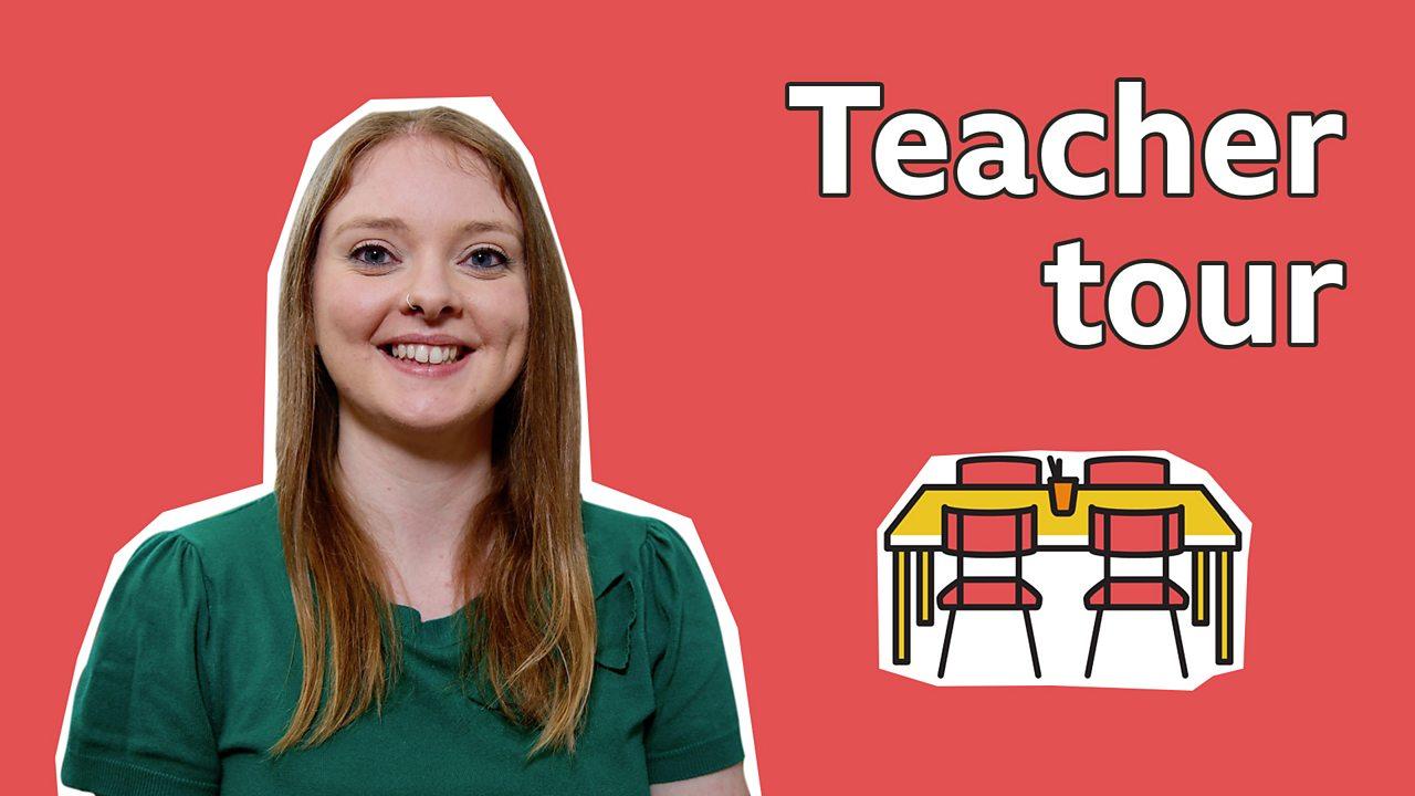 Primary school life: teacher's tour