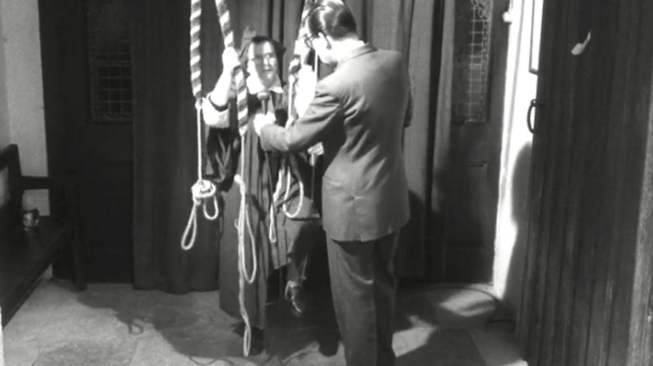 Solo bell-ringer, 1961
