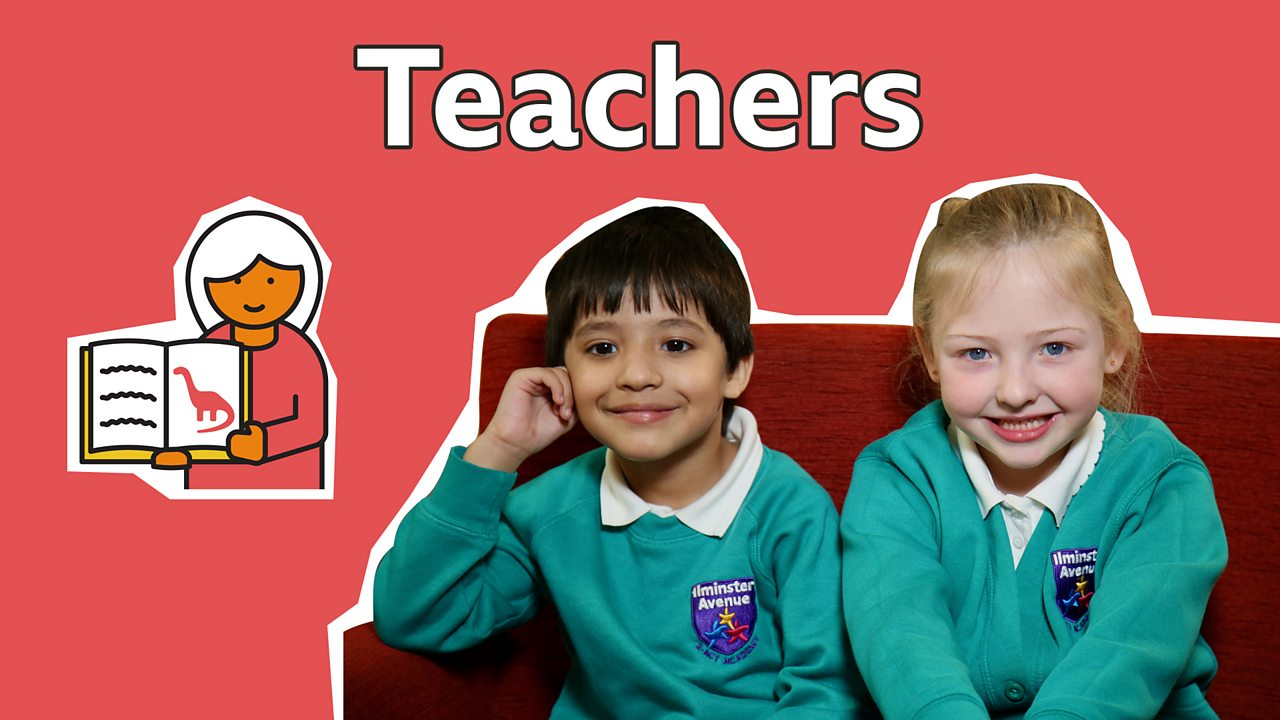 Primary school life: teachers