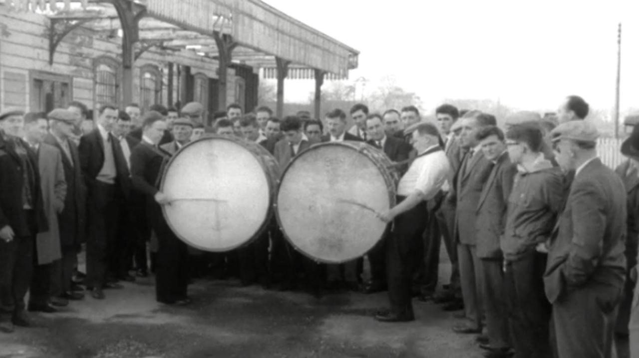Banbridge drum fight, 1964