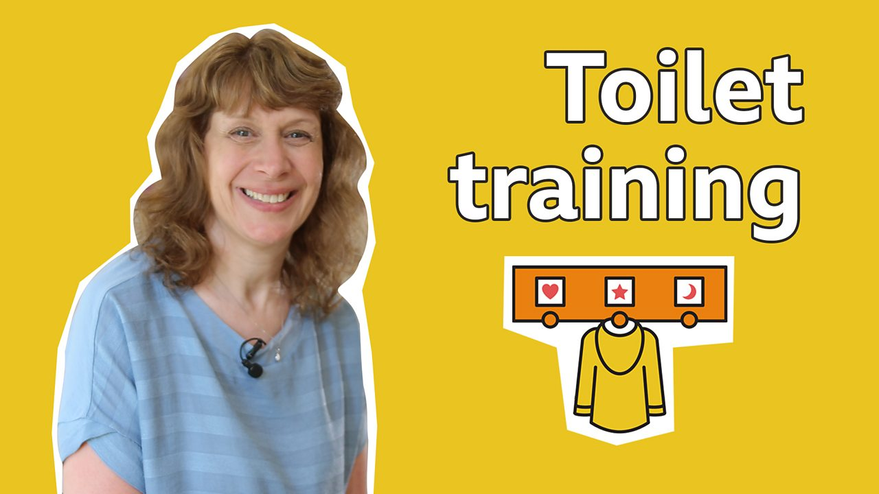 Top tips for toilet training