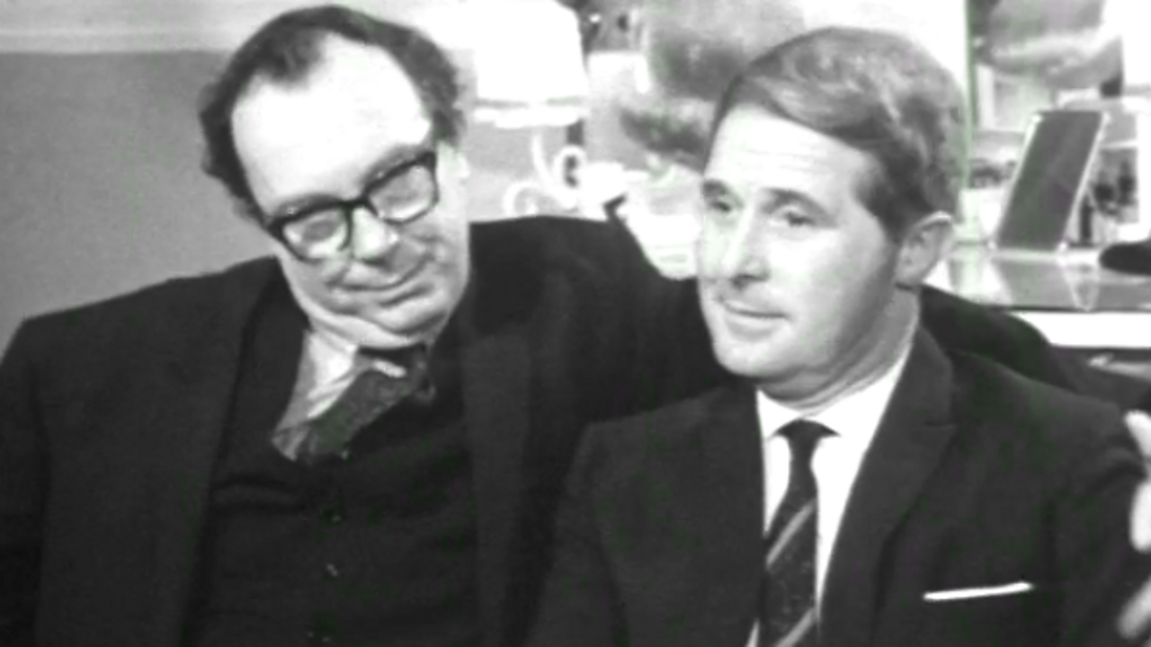 Morecambe and Wise, 1966