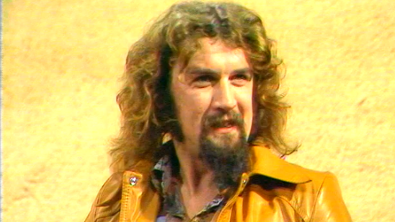 Billy Connolly - Parkinson, 1975
