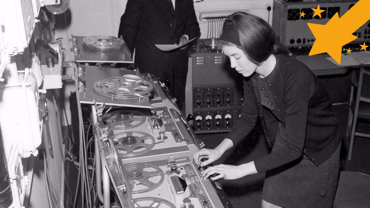 Trailblazers: Delia Derbyshire - Doctor Who Theme (original theme by Ron Grainer)