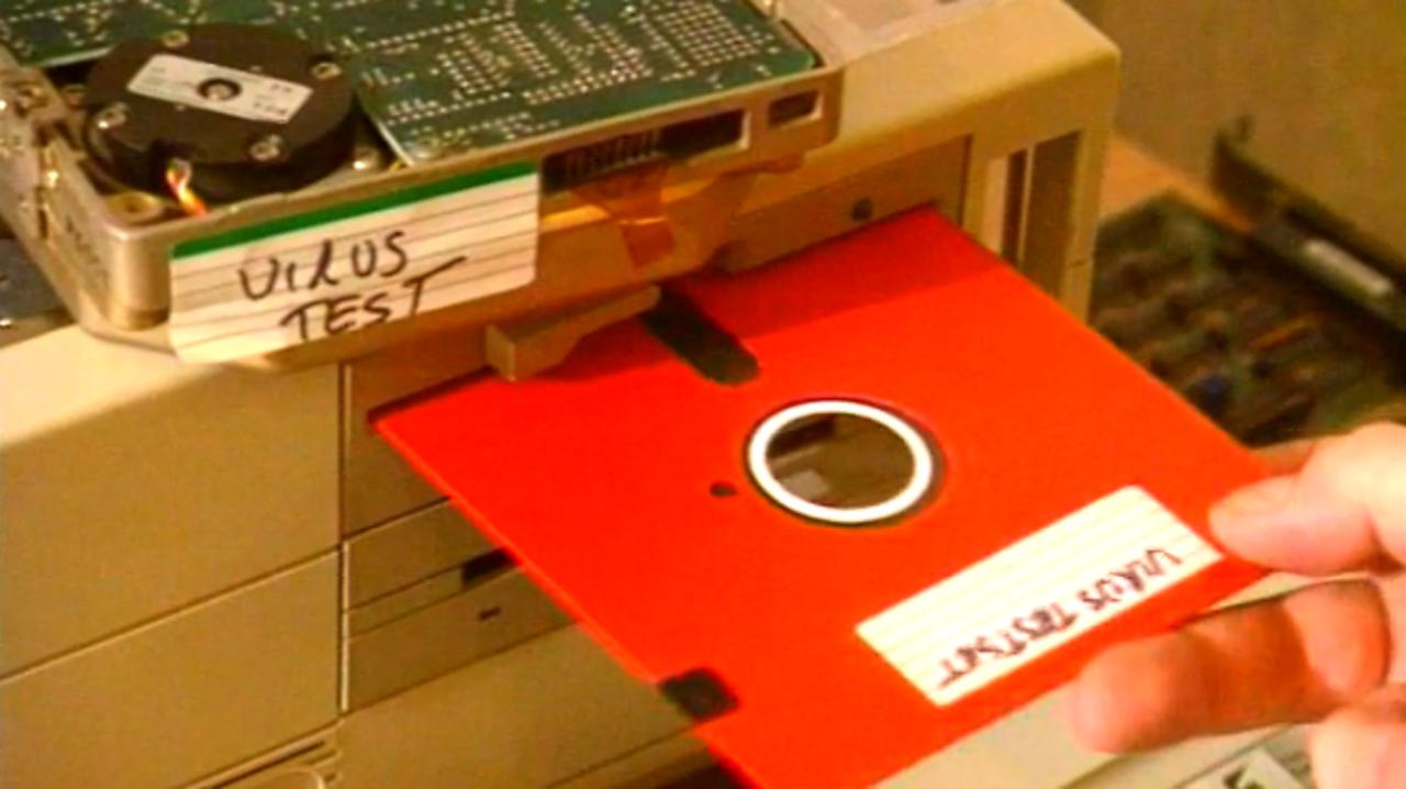 Computer viruses, 1992