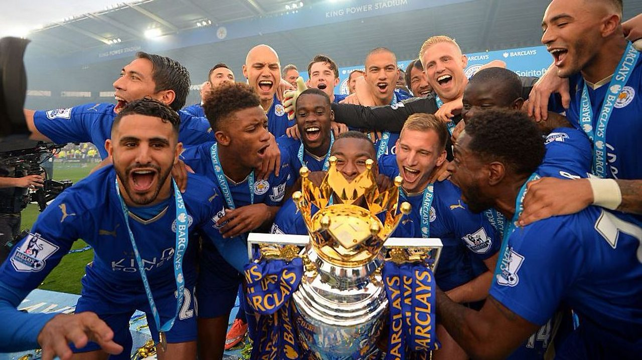 Leicester City's Premier League title win is one of the greatest sporting stories of all time