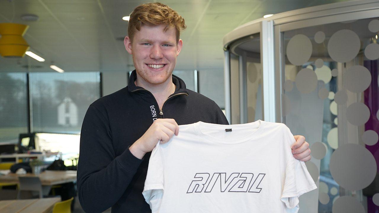 Ryan: clothing company founder