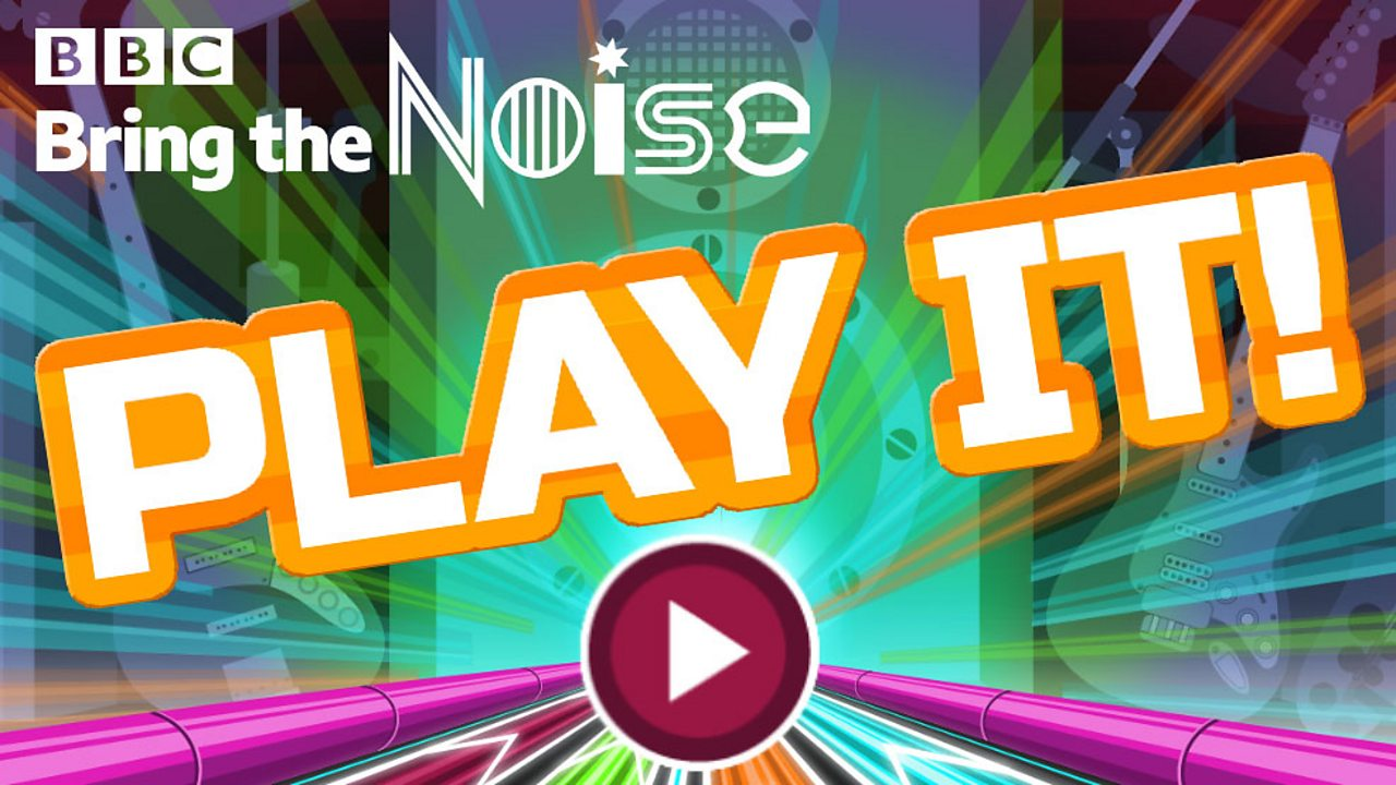 Play the music and join in with Bring the Noise: Play it!