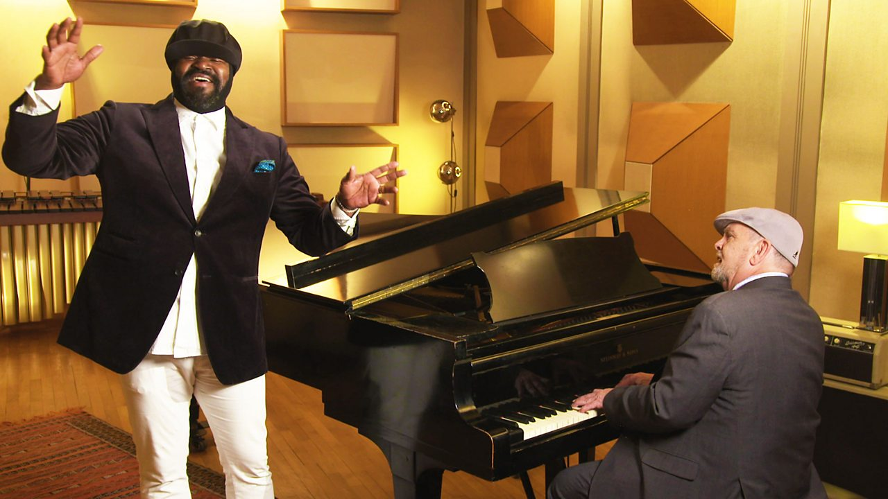 Gregory Porter performs Hands in the Air