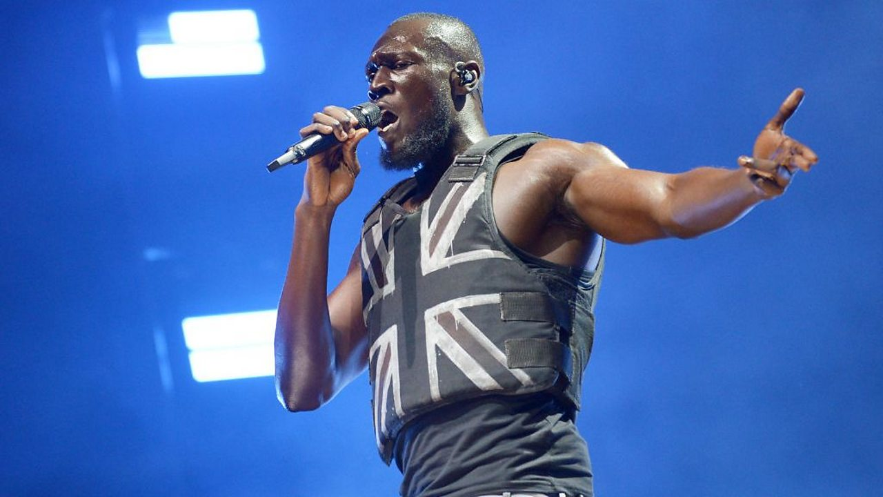 Stormzy Glastonbury 2019